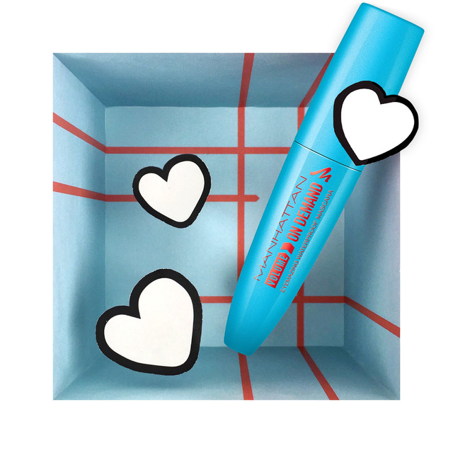 Coty Manhatten Volume on Demand Waterproof Mascara