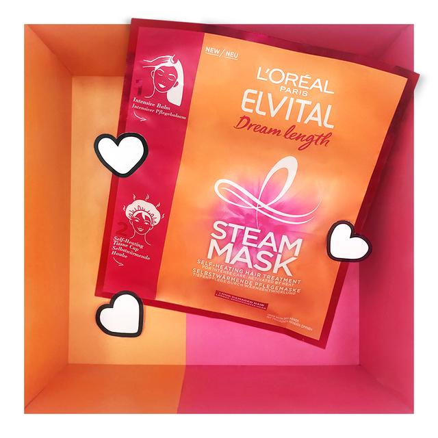Elvital Dream Length Steam Mask