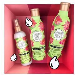 Langhaarmädchen Langhaarmädchen LOCKEN WUNDER Serie (Shampoo, Conditioner, Locken Spray)