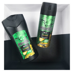 AXE Bodyspray Wild Green Mojito & Cedarwood 150ml