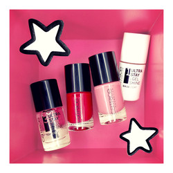 Catrice Nail System