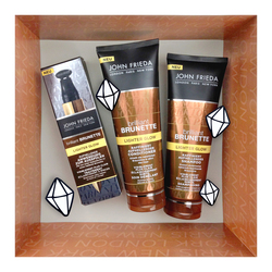 John Frieda Brilliant Brunette Lighter Glow Serie