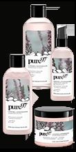Lavendel & Pinienbalsam Shampoo, Spülung, Maske und Creme-Öl