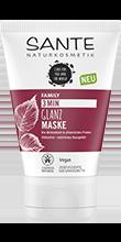 FAMILY 3Min Glanz Maske Bio-Birkenblatt & pflanzliches Protein 100ml