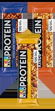 Proteinriegel mit Nüssen