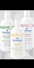 Duschcreme Nutritive, Duschcreme Oil Intense, Duschcreme Care & Detox