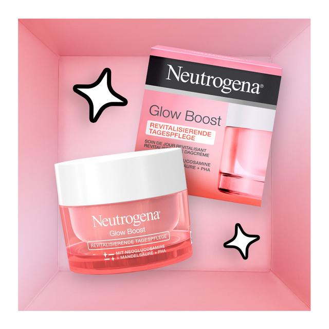 Neutrogena Glow Boost Revitalisierende Tagespflege 50ml