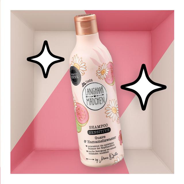 Langhaarmädchen Shampoo Sensitive, 300 ml