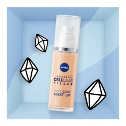 NIVEA Cellular 3in1 Pflege Make-up