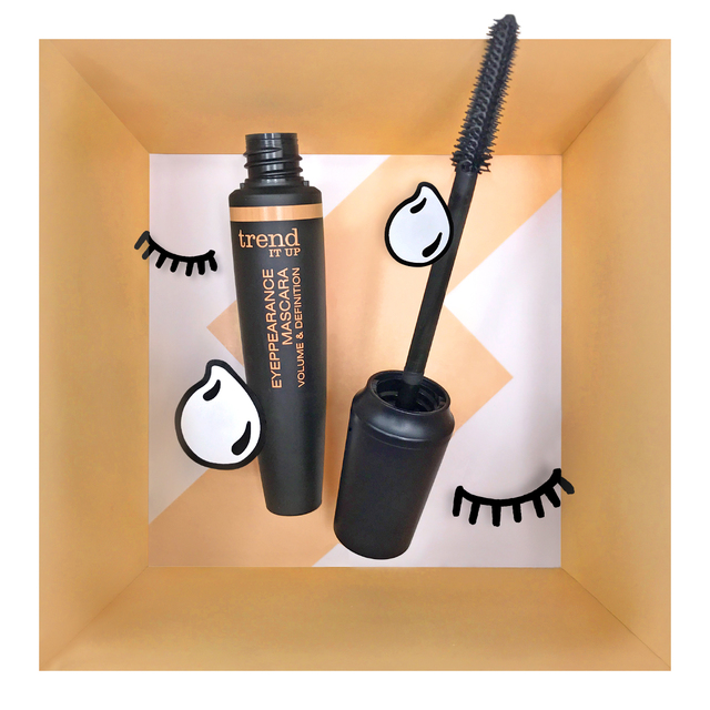 trend IT UP Eyeppearance Mascara Volume & Definition