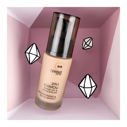 trend IT UP Make-up 2in1 Camou Make-up & Concealer