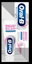 Sensitivität und Zahnfleischbalsam Sanfte Reinigung