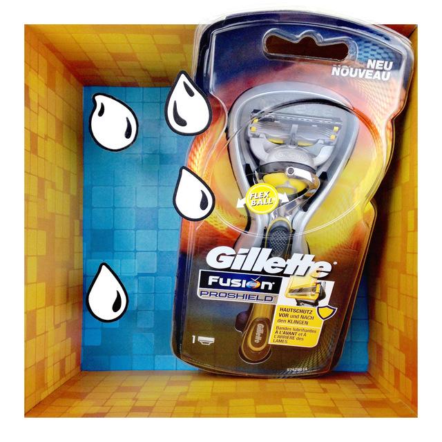 Gillette Proshield
